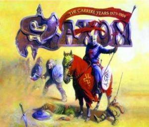 Saxon: Carrere Years 1979-1984, The - Cover