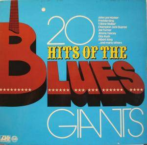 Cover - Little Brother Montgomery: 20 Hits Of The Blues Giants