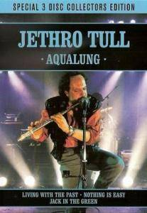 Jethro Tull: Aqualung - Cover