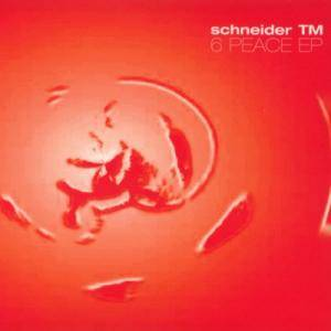 Cover - Schneider TM: 6 Peace EP