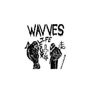 Wavves: Life Sux - Cover