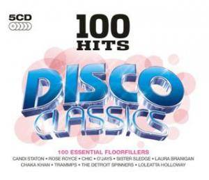 Cover - Candido: 100 Hits Disco Classics