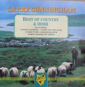 Cover - Larry Cunningham: Best Of Country & Irish
