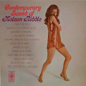 Cover - Nelson Riddle: Contemporary Sound Of Nelson Riddle