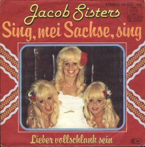 Cover - Jacob Sisters: Sing, Mei Sachse, Sing