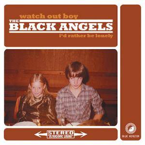 The Black Angels: Watch Out Boy - Cover