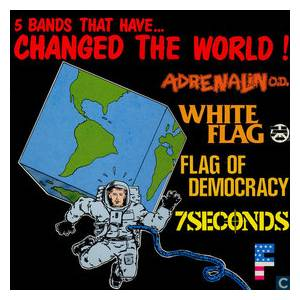– 5 Bands That Have... Changed The World! - Cover