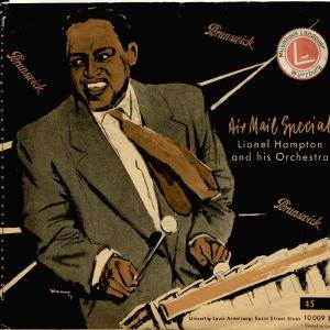 Cover - Lionel Hampton & His Orchestra: Basin Street Blues / Air Mail Special