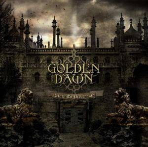 Cover - Golden Dawn: Return To Provenance