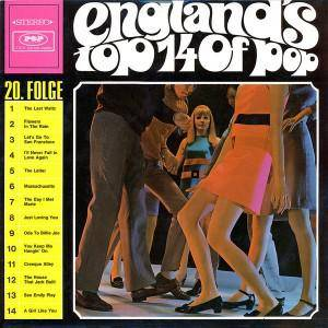 Cover - Johnny Smash: England's Top 14 Of Pop, 20. Folge