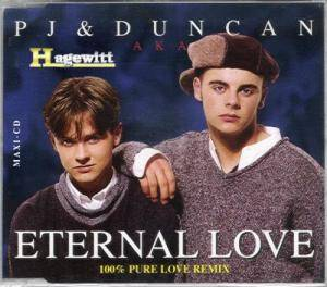 Cover - PJ & Duncan Aka: Eternal Love