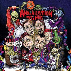 Annihilation Time: II - Cover