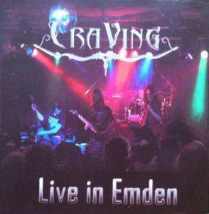 Craving: Live In Emden (CD-R) - Bild 1