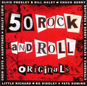 Cover - Smiley Lewis: 50 Rock And Roll Originals