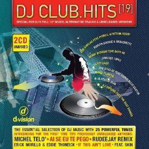 Cover - Tom Hangs Feat. Shermanology: DJ Club.Hits [19]