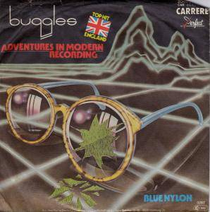 Cover - Buggles, The: Adventures In Modern Recording