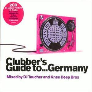 Clubber's Guide To... Germany - Cover