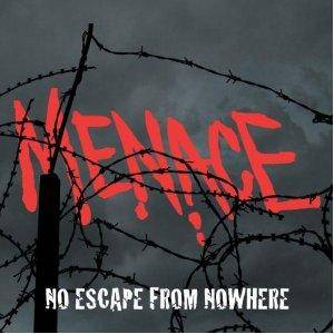 Cover - Menace: No Escape From Nowhere
