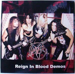 Slayer: Reign In Blood Demos - Cover