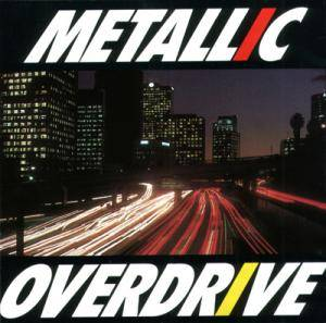 Metallic Overdrive - Cover