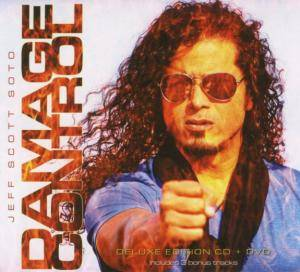 Cover - Jeff Scott Soto: Damage Control