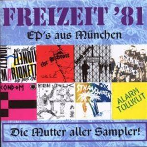 Cover - Marionettes: Freizeit '81 - Die Mutter Aller Sampler