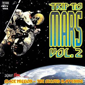 Cover - Quadripart: Trip To Mars Vol. 2