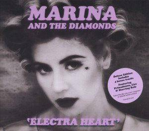 Marina & The Diamonds: Electra Heart - Cover