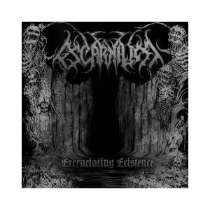 Escarnium: Excruciating Existence - Cover