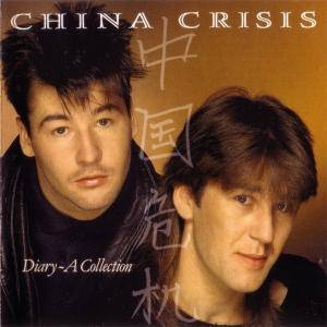 China Crisis: Diary - A Collection - Cover