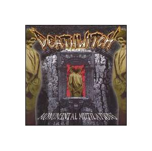 Cover - Deathwitch: Monumental Mutilations