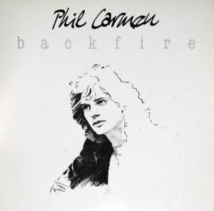 Cover - Phil Carmen: Backfire