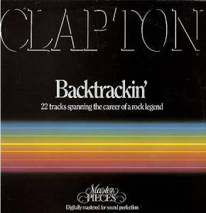 Eric Clapton: Backtrackin' - Cover