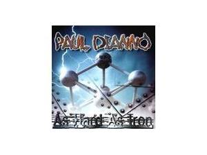 Cover - Paul Di'Anno: As Hard As Iron