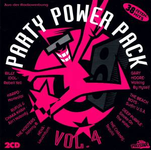 Party Power Pack 4 - Cover