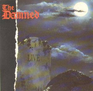 The Damned: Live - Cover