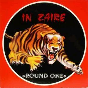 Round One: In Zaire - Cover
