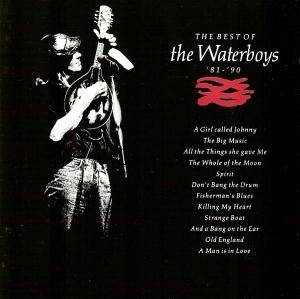 The Waterboys: Best Of The Waterboys '81-'90, The - Cover