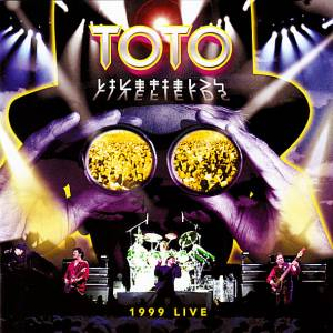 Toto: Livefields - Cover
