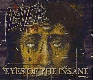 Slayer: Eyes Of The Insane - Cover