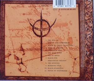 Therion: Vovin (CD) - Bild 2