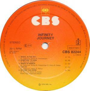 Journey: Infinity (LP) - Bild 6