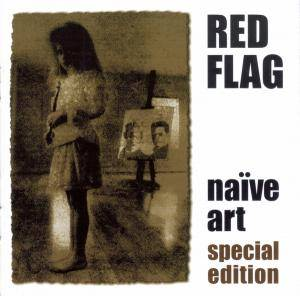 Cover - Red Flag: Naïve Art