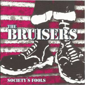 Cover - Bruisers: Society's Fool