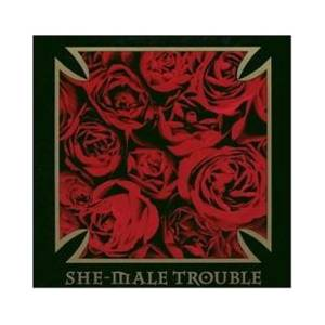 She-Male Trouble: Back From The Nitty Gritty - Cover