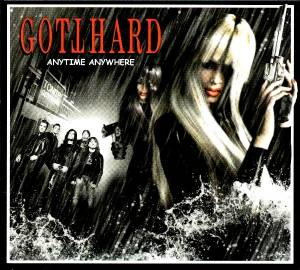 Gotthard: Anytime Anywhere - Cover