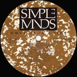 Simple Minds: Once Upon A Time (LP) - Bild 6