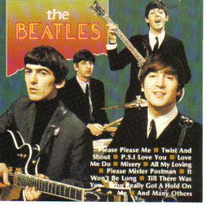 The Beatles: Beatles (BRS), The - Cover