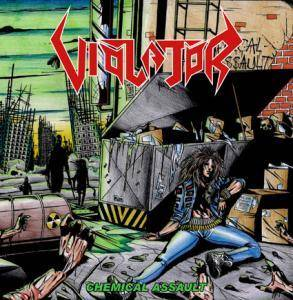 Violator: Chemical Assault - Cover
