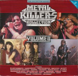 Metal Killers Kollection - Vol. II - Cover